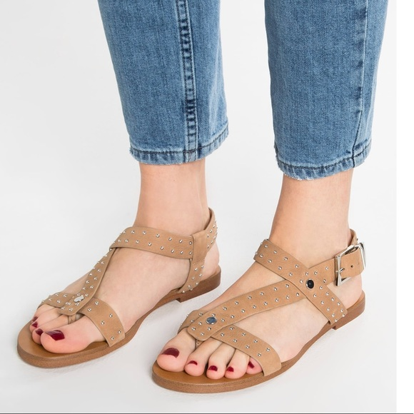 Vince Camuto Ridal Leather Sandal BpZuT